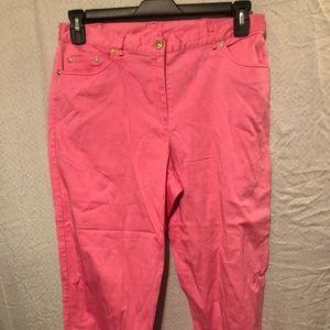 Capri Pants by Ruby Rd size 10